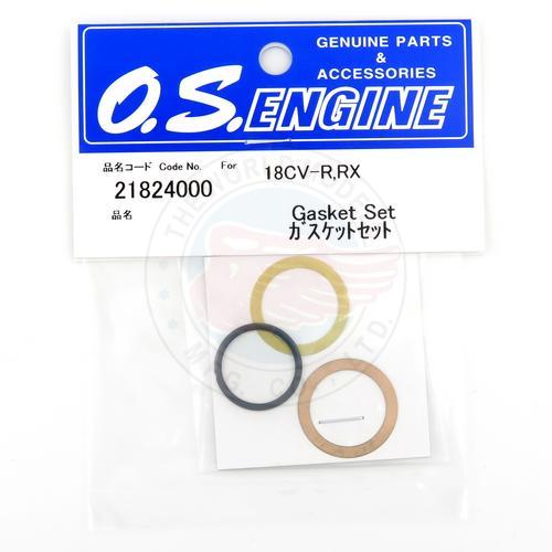 Engines Genuine Parts** GASKET SET 18CV-R,18CV-RX # OS21824000 **O.S