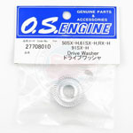 O.S. ENGINES DRIVE WASHER 50SX-H, 61SX-H, 61RX-H, 91SX-H