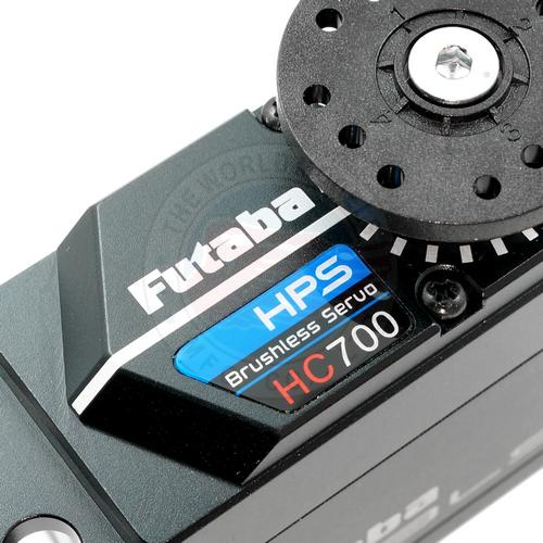 Futaba HPS-HC700 High Torque Super Response SR HV SBus2 Brushless